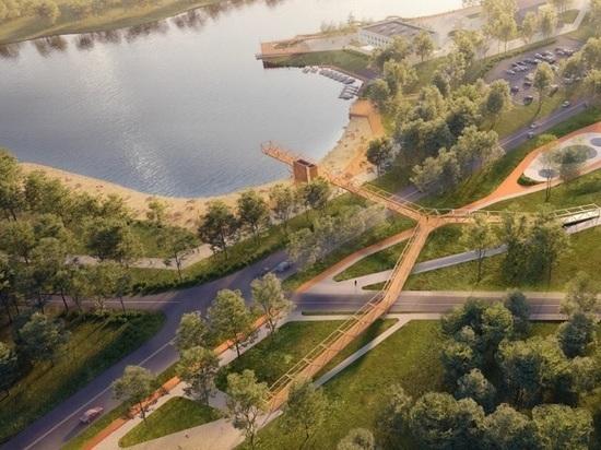 Нижегородские архитекторы придумали самый длинный деревянный мост в России