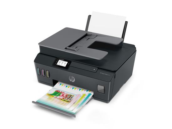 HP представил принтер с возможностью печати до 18 тысяч страниц