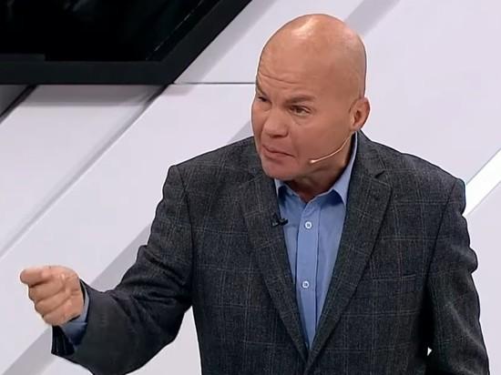 Украинский политолог попросил выгнать его из«России 1»