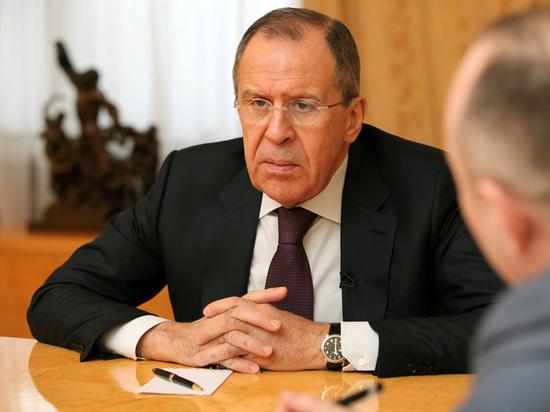 В конце концов получил: Лавров прокомментировал выдачу визы США