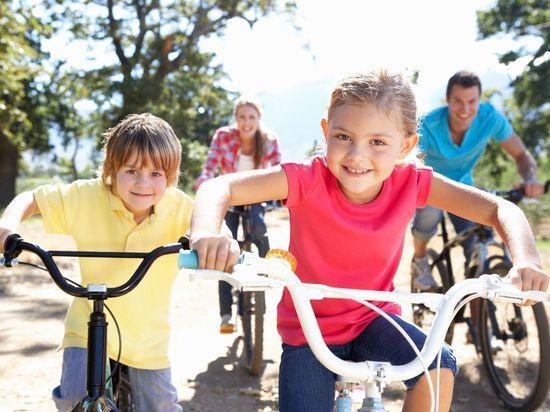 Абаканцев приглашают на велопробег для всей семьи, приуроченный к Всемирному дню без автомобиля