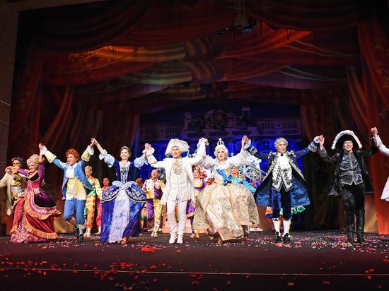 Владимир Юдельсон об открытии театрального сезона Музыкального театра Кузбасса: ждите сюрпризов