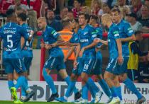 «Енисей» проиграл «Зениту» в Кубке, как это было: онлайн-трансляция