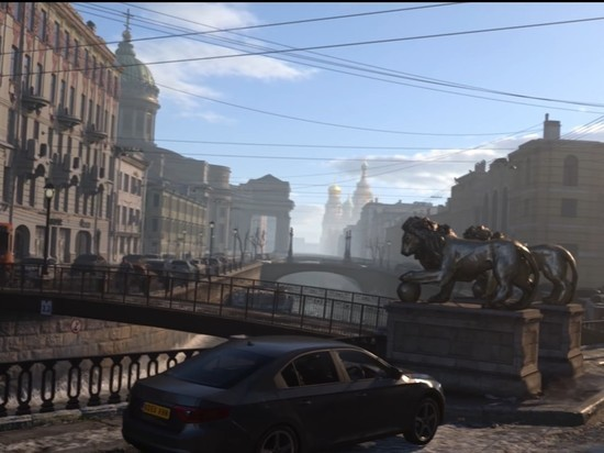 В новую часть популярной игры Call of Duty разработчики добавили Санкт-Петербург