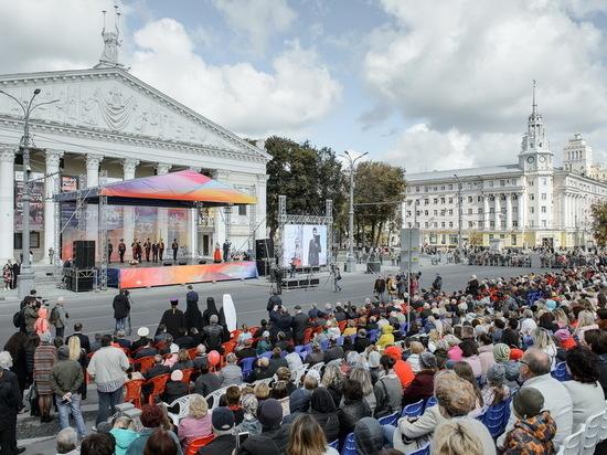 Воронеж отметил 433 день рождения