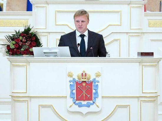 Олег Капитанов вошел в новое правительство Санкт-Петербурга