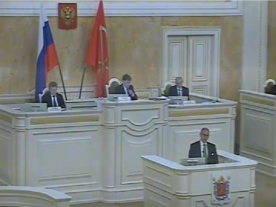 Депутаты ЗакСа утвердили вице-губернаторов Санкт-Петербурга