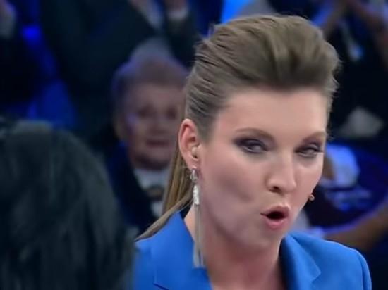 Скабеева оценила реакцию Трампа и Зеленского на расшифровку их разговора