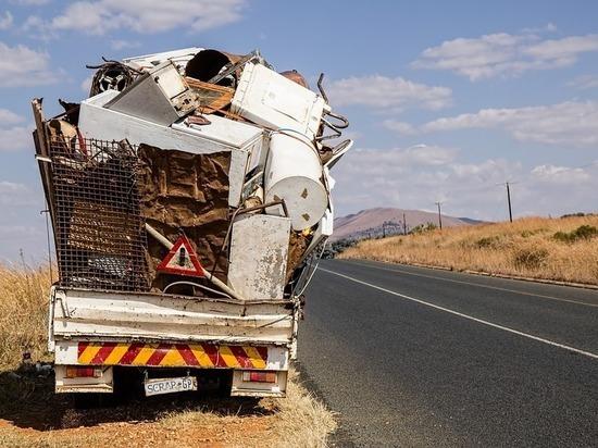 Гайдук предложил отменить плату за самовывоз мусора на полигон в Чите