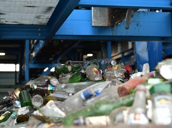 В Московской области мусорную проблему решают новые технологии