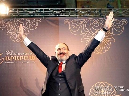 Премьер Армении заявил, что Россия является ключевым союзником его страны