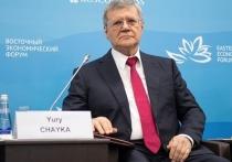 Генпрокурор РФ раскритиковал Забайкалье за отказ тушить лесные пожары