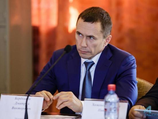 Мэр Иркутска Дмитрий Бердников не принял мандат депутата гордумы
