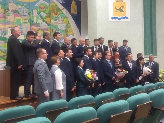 Журналисты, бизнесмены, финансисты: Депутаты Горсовета Улан-Удэ поделили портфели