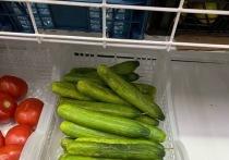 Жителя Салехарда возмутили гнилые овощи на прилавках «Мыса»