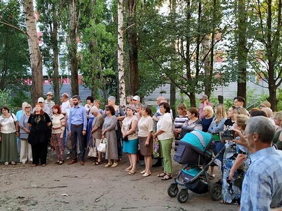 Воронежцы добились отмены строительства дома на улице Лизюкова