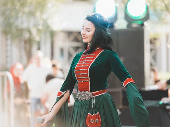 Свыше сотни артистов Северного Кавказа выступят в Санкт-Петербурге