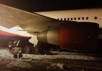 Стала известна возможная причина возгорания Boeing в Барнауле