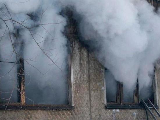 В Хакасии погиб в пожаре пенсионер