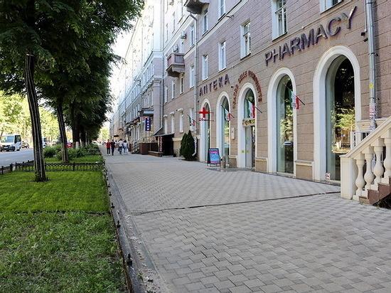 Мэр Воронежа остался недоволен исполнением дизайн-регламента