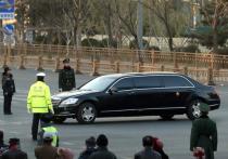 Лимузины Ким Чен Ына: на чем ездит глава Северной Кореи