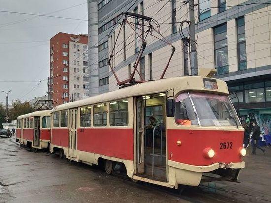 Движение трамвая № 7 будет временно прекращено 28-29 сентября