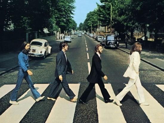 The Beatles выпустили клип в честь 50-летия альбома Abbey Road