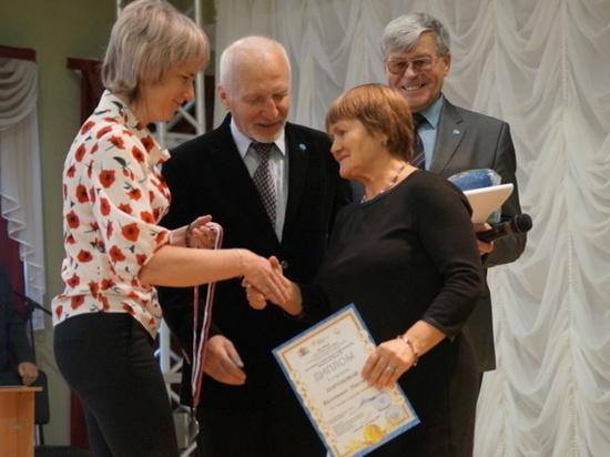 В Иванове ветераны - участники фестиваля «Территория здоровья», получили заслуженные награды