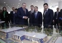Дмитрий Миронов: в Ярославле оценили проект нового волейбольного центра