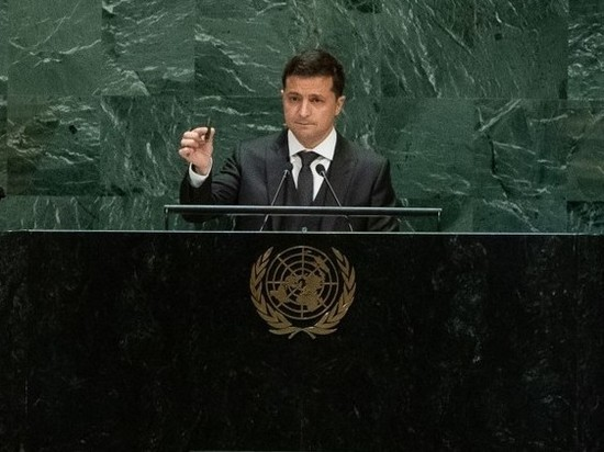 Генассамблея ООН превратилась в комедийное шоу
