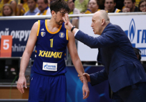 Тренер «Химок» Куртинайтис рассказал о намерении потеснить ЦСКА
