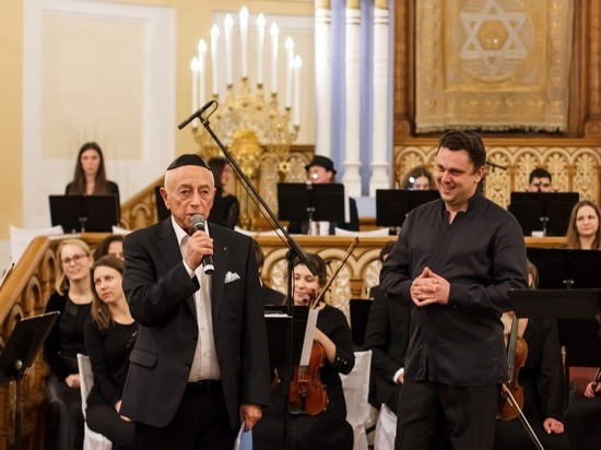 В Петербурге выступил легендарный бард Александр Городницкий