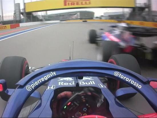 Ферстаппен стал лучшим во 2-й практике Гран-при России, Квят - 12-й