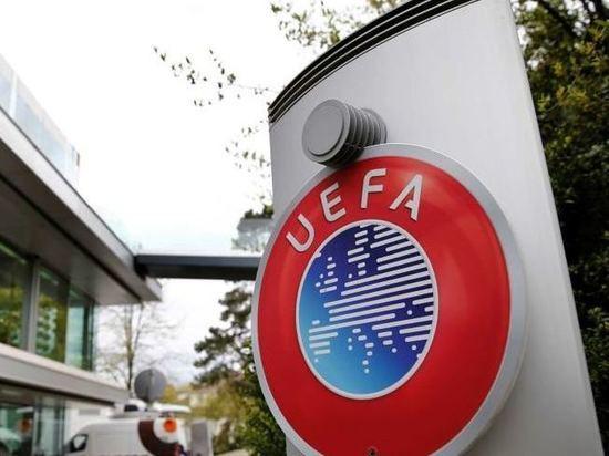 УЕФА запретил сборной России играть в Косово