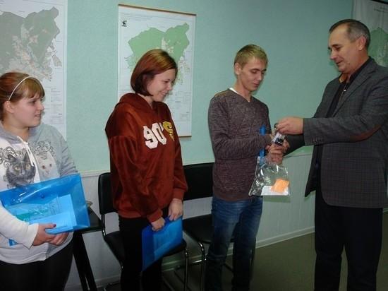 В Ермишинском районе трое детей-сирот получили квартиры