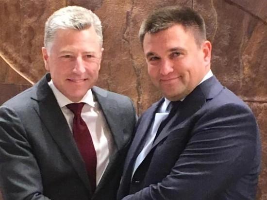 Климкин прокомментировал вероятную отставку Волкера