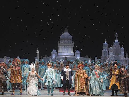 Премьера оперы «Сказка о царе Салтане» прошла в Большом театре