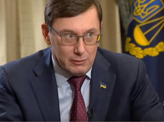 Экс-генпрокурор Украины заявил о давлении со стороны адвоката Трампа