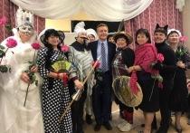 Рязанские «серебряные» волонтеры поставили спектакль о добре и зле