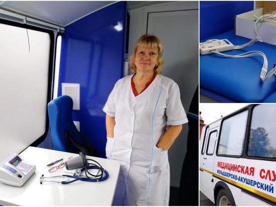 Жителей Ивановской области теперь будут обслуживать два мобильных медицинских комплекса