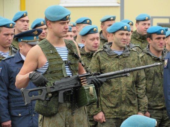 Ивановские десантники приглашают в гости