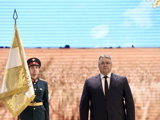 Губернатор Ставрополья - в числе лидеров рейтинга политической устойчивости
