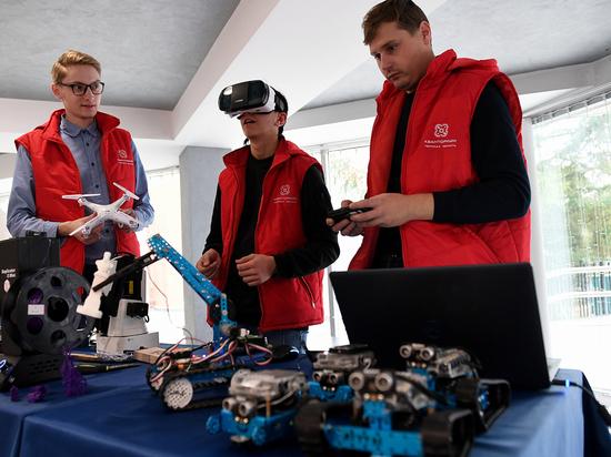 IT-колледж, налоги и роботы: главные итоги форума Digital Days в Твери