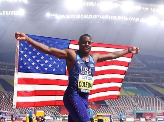 Американец пропустил три допинг-теста: его простили и он выиграл ЧМ