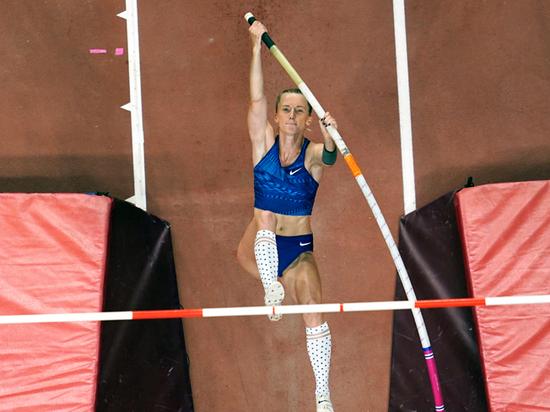 Анжелика победила с личным рекордом, чуть не достав до символической отметки