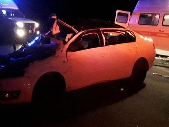 В Ивановской области пьяный водитель устроил смертельное ДТП