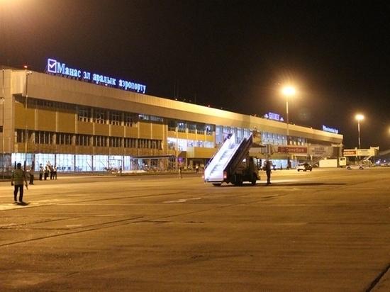 Из аэропорта «Манас» выведено 5 миллионов долларов