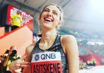 Ласицкене — великая: заставила украинку сдаться и выиграла третий ЧМ
