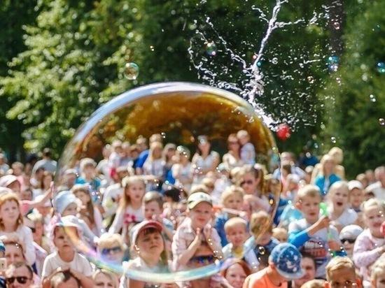 В Симферополе 28 сентября проводят Фестивальный день для всей семьи