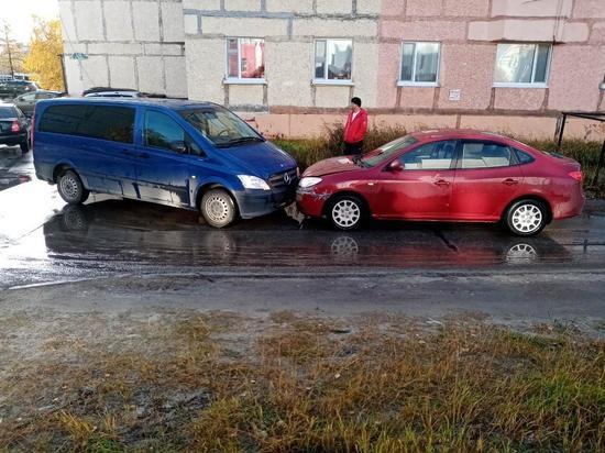 ГИБДД ЯНАО: когда аварию можно оформить по европротоколу. Фото